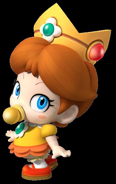Baby Daisy Super Mario Wiki L Enciclopedia Indipendente