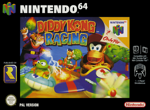 Diddy kong racing cover pal.png