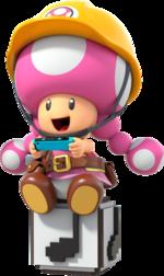 Toadette Super Mario Wiki La Mario Wiki Italiana