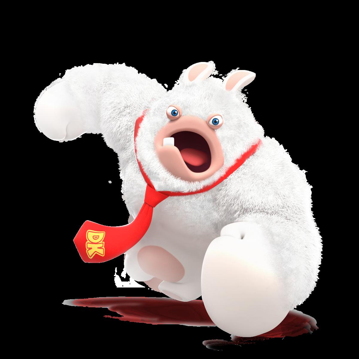 Rabbid Kong - Mario Wiki, l'enciclopedia italiana