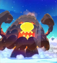 Mount Pajamaja boss.png