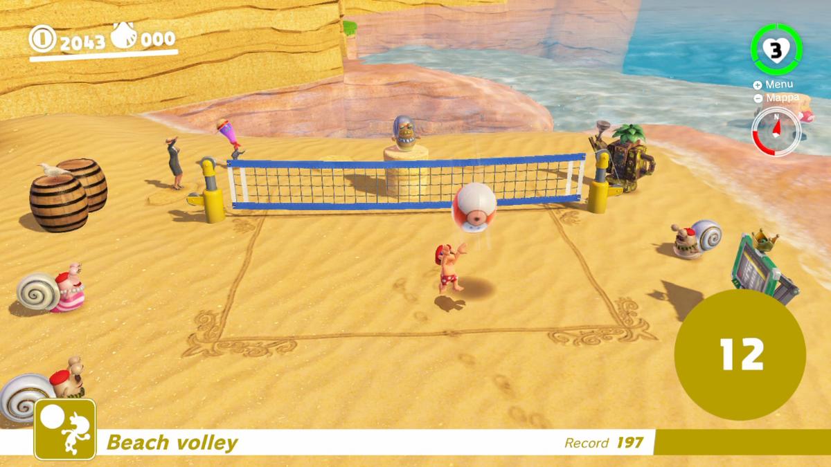 pacchetto elegante e robusto prezzi incredibili carino e colorato Beach volley - Super Mario Wiki, l'enciclopedia di Mario