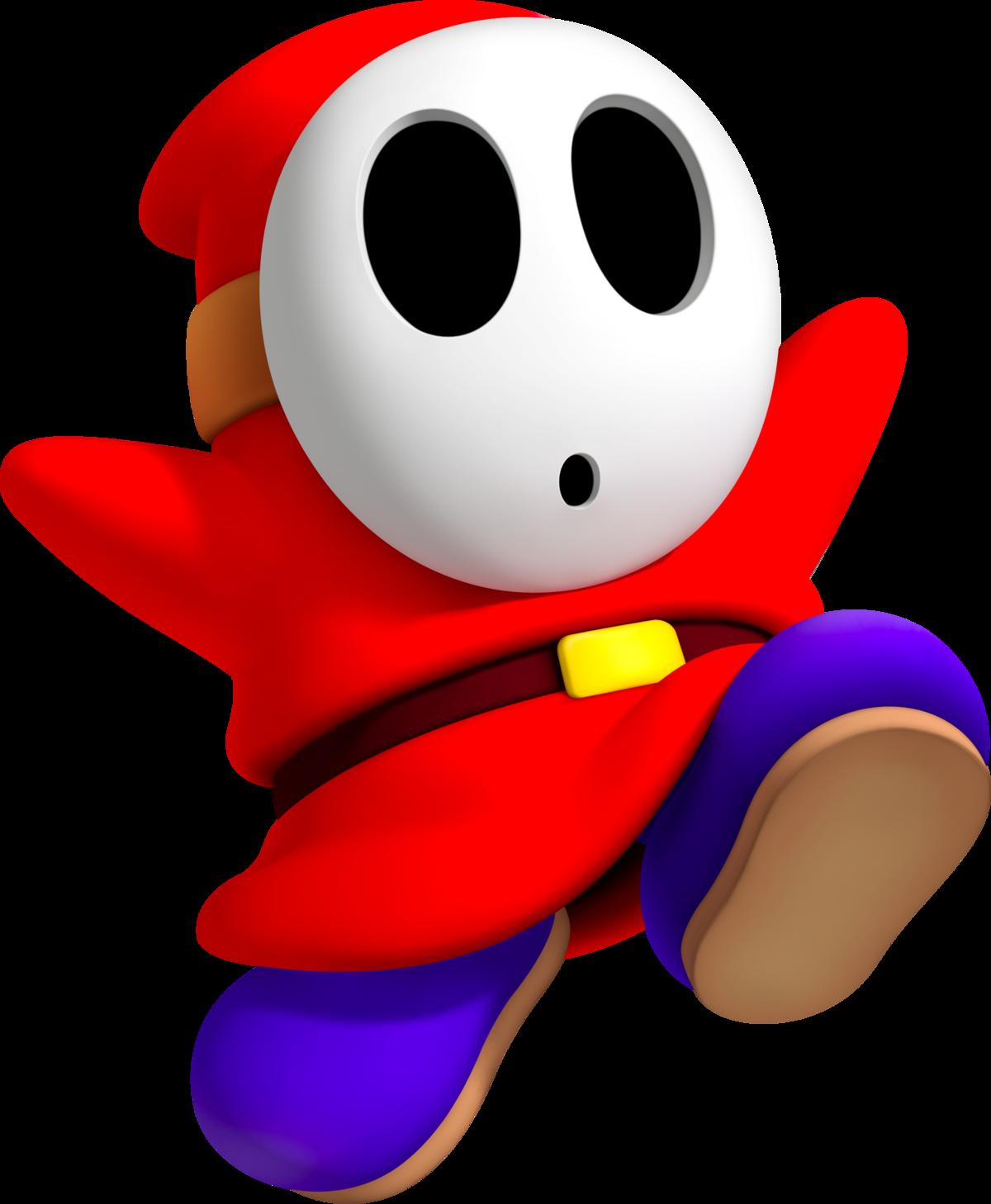 Tipo Timido - Super Mario Wiki, l'enciclopedia italiana
