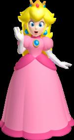 Mario e Principessa Peach hook up